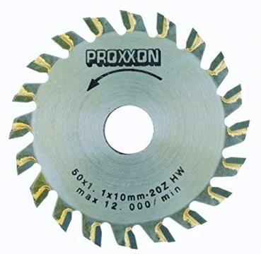 Pyörösahanterä Ø50,0x1,0, Ø 10mm