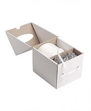 Pakkausanauha, muovi 13mm x 250m + 100kpl nauhalukkoja