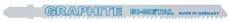 Graphite Pistosahanterä 57H771
