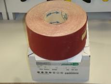 Kuivahiomapaperi, 100mmx50m   Merkki: Awuko, Saksa Laatu:  KP80E Karheus: Grit  P-180 Rulla 50 metriä