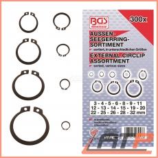 Lukkorengassarja ulkopuolinen 3-32mm 300kpl BGS 8046