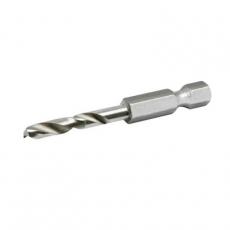 Bits-kiinnitteiset poranterät 1.5 - 10mm