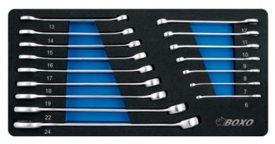 Boxo Työkaluvaunu ja 189 os-työkalulajitelma 285-7071-12