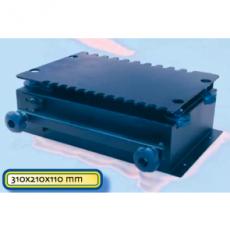 Lohenpyrstöliitosjigi Ø10 ja 14.5mm:n terille