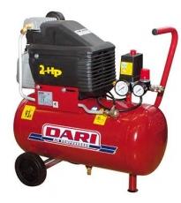 Kompressori 115 l/min, 6bar