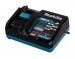 Makita latauslaite XGT ®191E07-8 Li-ion • 40V max • DC40RAPikalatauslaite 40V max XGT akuille