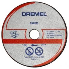 DSM510- Katkaisulaikka, mm. metalleille ja muoveille