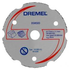 Leikkaus-/katkaisulaikka Ø75mm DREMEL DSM500
