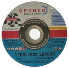 Dronco katkaisulaikka AS60T INOX-BF