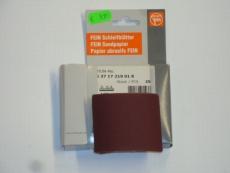 Fein hiomapaperi 75x57mm 25kpl
