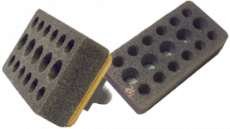 Kahvallinen Ruhkakivi 200x100x36mm K24, Exper