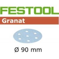 Festool Hiomapyörö ø90mm, rei´illä