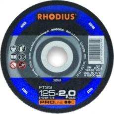 Rhodius Katkaisulaikka FT33