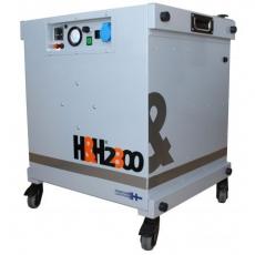 Työmaan pölynpoistaja, alipaineistaja, H&H2800m3/h
