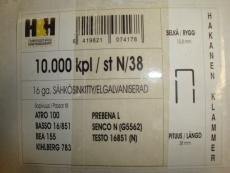 Hakanen N/38mm, 10.000kpl