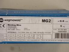MIG-Hitsauslanka 0,6mm 5kg, Magmaweld MG2