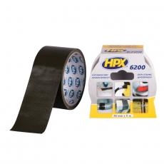 Rullassa 25m kuvasta poiketen: HPX 6200 vedenkestävä monikäyttöteippi -20 - +80°C