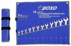 Kiintlenkkiavainsarja 6-24mm 16 osaa BOXO