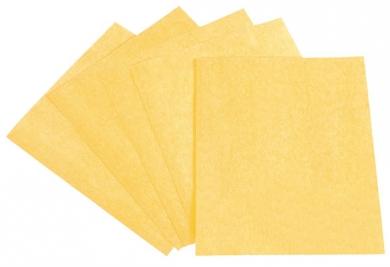 Kuivahiomapaperi, keltainen ... Kuivahiomapaperi puun, maalin, lakan ja kitin hiontaan ... käsin- tai konehionta; karkeudet 40 - 320; arkin koko 230x280mm