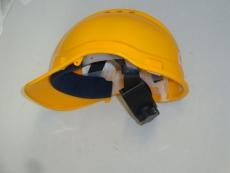 Työmaakypärä Securx, Keltainen
