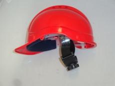 Työmaakypärä Securx, Punainen