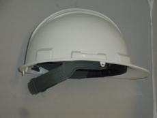 Työmaakypärä Articap II, valkoinen 2420
