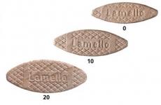 Lamello liitospalat 0, 10 ja 20