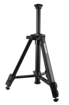 Makita LE00874658, Tukeva ja helposti kokoontaitettava alumiininen kolmijalka lasereille ja muille laitteille 1/4