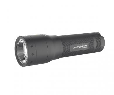 LedLenser P7R-taskulamppu + P3-taskufikkari kaupan päälle