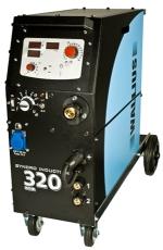 Wallius MIG/MAG Puoliautomaatti LMC 320