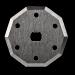 Varaterä yleisleikkurille CP100D, tyyppinro 198603-3