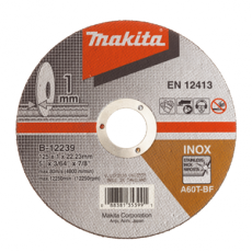 Makita- Katkaisulaikka Ø125mm