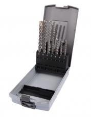 SDS-PLUS teräsarja 7-osaa 5-12mm, Nemesis2