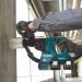 Akkuporavasara  DHR280ZWJ 18V+18V LXT,  2.8J, Ø 28mm  betoniin! Tehokas pölynpoistolaite