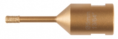 Timanttipora kulmahiomakoneeseen Ø5mm/M14