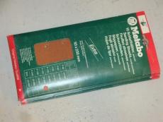 Hiomapaperi 93x230mm tasohiomakoneisiin tai käsi-hiomatukiin, K120,  Metabo