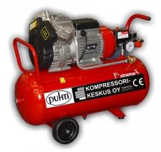 Puhti, öljytön kompressori 240/30L