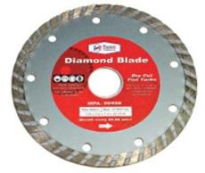 TAMO timanttiterä 230/30mm segmenttiterä, kuivaleikkaus