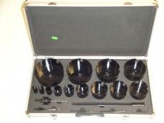Tamo TCT-reikäsahasarja 19-127mm