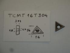 TCMT 16T304 päämitat 16x14x3.97mm
